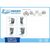 Buy cheap Hwashi Foot Pedal Spot Welding Machine 380V 35KW Easy Operating For Basket from wholesalers