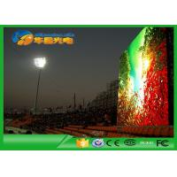 Wholesale 6Mm rgb Advertising LED Signs , Outdoor Led Video Wall for Concert / Stage Show / Events from china suppliers