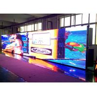 Wholesale High Definition LED Advertising Display With RGB Constant Current 1/5 Scan from china suppliers