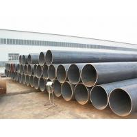 Wholesale API SPEC 5L Thin Wall Welded Steel Tubes Lightly Oiled For Conveying Gas from china suppliers