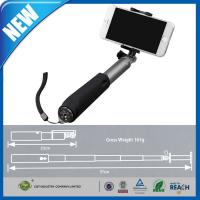 Wholesale Selfie Sticks Bluetooth Accessory , Extendable Pole Bluetooth Self Shooting Monopod from china suppliers