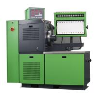 Wholesale Computer Controlled diesel injection common rail test bench , diesel fuel injector tester from china suppliers