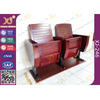Buy cheap Indoor Special Church Auditorium Seating With Soft Polyurethane Foam Padded from wholesalers