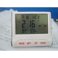 Wholesale Temperature and Humidity Meter/Weather Forecast Clock from china suppliers