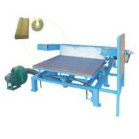 Wholesale 3.8 Kw Polyurethane Foam Crushing Cutting Machine For Special Shaped Slicing Foam from china suppliers