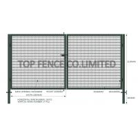 Wholesale Wire Mesh Fence gates from china suppliers