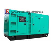 Wholesale 400kVA Soundproof Cummins Diesel Generator Set Forced Water Cooling Cycle from china suppliers