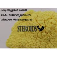 Wholesale Yellow Powder Tren E Trenbolone Enanthate for Muscle Building Cycle custom clearance from china suppliers