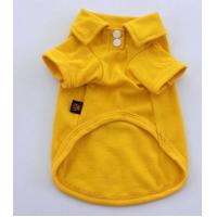 Wholesale good quality polo dog t-shirt from china suppliers