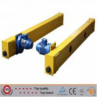 Wholesale Hot Sale Single Beam Bridge Crane End Carriage from china suppliers