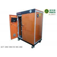 Buy cheap Automatic Electric Heating Steam Generator With Water Softener 65kg/h High Pressure from wholesalers