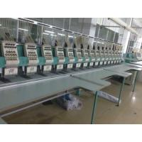 Wholesale Fully Automatic Computer Embroidery Machine Digital Control With Panasonic Motor from china suppliers