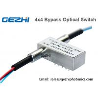 Wholesale Dual 2x2B Fiber Optical Switches Non Blocking 5V 1310/1550nm from china suppliers