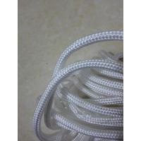 Quality Polyester Braided Rope / Polyester Marine Rope 2.2~ 438 KN Breaking Strength for sale