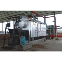 Wholesale High Pressure Biomass Wood Boiler 10 T / H 20 ℃ Water Inlet Temperature from china suppliers