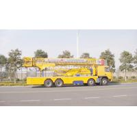Wholesale Heavy Duty OLVO FM400 8X4 Bridge Inspection Truck Low Oil Consumption from china suppliers