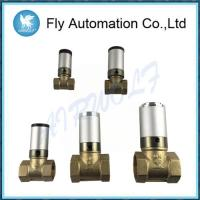 "Wholesale Q22HD-15 1/2"" 2/2 ways Pneumatic Tube valve Air control Actuator water brass valve from china suppliers"