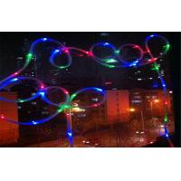 Party Home Holiday Transparent Led Outdoor String Lights With PVC Tube Cover