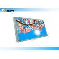 """Wholesale 1920X1080 27"""" HD TFT Wide screen For Outdoor Advertising , 300cd/m^2 Brightness from china suppliers"""