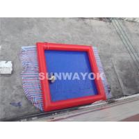 Wholesale Inflatable Portable Swimming Pools Customed Used Bumper Boat from china suppliers