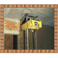 Wholesale Mortar Plastering Machine For Internal Wall 4mm - 30mm Thick from china suppliers