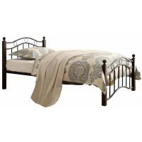 Wholesale Kids Bedroom Furniture Metal Frame Bed And Mattress Twin Size Platform Bed from china suppliers