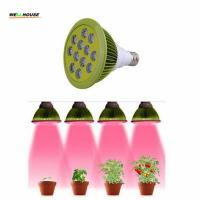 Wholesale 24w Led Grow light Bulb E27 AC85-265V Miracle Grow Plant growing Lamp Light for Hydropoics Organic Mini Greenhouse from china suppliers