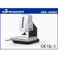 Wholesale 0.0005mm Resolution Optical Measuring Machine 3-ring 8-division Illumination from china suppliers