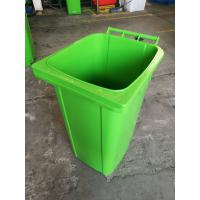 Wholesale G240 Liter Customized Green color Forklift Truck Design HDPE Trailer Wheelie Bin Emptier for Forklifts from china suppliers
