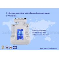 Wholesale Diamond head replacement skin hydro microdermabrasion facial machine for skin peeling from china suppliers