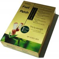 Wholesale Refined Bamboo Liquid Super Herb Medical Detox Foot Patch /  pads for healthy care from china suppliers