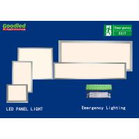 Wholesale Warm White 12W Hotel LED Ceiling Panel Light with NI-MH Rechargeable Battery from china suppliers