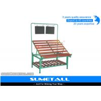 Wholesale Wooden Display Shelving Units For Fruit Vegetable Display / Retail Display Shelving from china suppliers