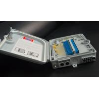 Quality 12 CORES Fiber Optic Box Protection Level IP68 , Optical Termination Box For Local Area Networks for sale
