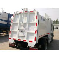 Wholesale Streamline PLC Garbage Compactor Truck Special Purpose Vehicles With Hydraulic System from china suppliers