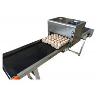 Wholesale High tech carton coding machine eggs number inkjet printer with solvent For Egg Supplier from china suppliers