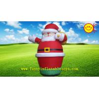 Wholesale PVC Holiday Inflatables Phthalate Free , Fire Retardant Holiday Decorations from china suppliers
