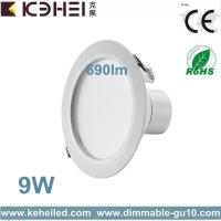 Wholesale 9 Watt 690lm 130mm Cut Out Led Downlight With l30° Light For Display Case Accent from china suppliers