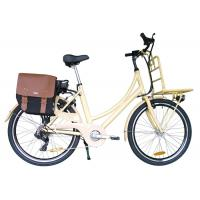 Wholesale High performance Classic Dutch e bike , adult electric bicycle with Brushless Motor from china suppliers