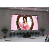 Wholesale 1/8 Scan P6 SMD3528 indoor LED Video Wall 1920HZ refresh rate 768x768mm cabinet from china suppliers