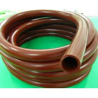 Wholesale Acid and Alkali Resistance High Temperature Silicone Tubing / Silicone Rubber Pipe from china suppliers