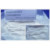 Wholesale Anabolic Steroid Stanozolol Raw Hormone Powder Winstrol Cutting Cycle Steroids from china suppliers