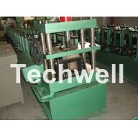 Wholesale Steel Storage Rack Beam Box Profile Rack Roll Forming Machine for Shelving Rack Box Beam from china suppliers