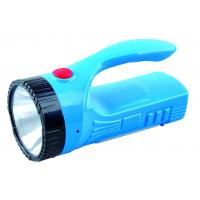 Wholesale 1 Watt Blue Rechargeable Led Night Light / Brightest Handheld Flashlight For Hunting from china suppliers