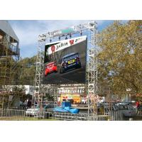 Wholesale Soundboss Pixel Pitch 10mm Outdoor SMD Led Screen Weather-proof For Stage from china suppliers