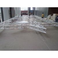 Wholesale Silver 50x3mm Tube  5M  Diameter  Aluminum Stage Lighting Truss  System  Can Be Choose For  Different Kinds Of Events from china suppliers