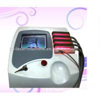 Wholesale Newest 650nm Diode Laser liposuction Fat Reduction Machine With 10 Pads For Hospital from china suppliers