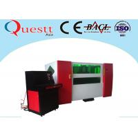 Wholesale Alloy Steel Sheet Metal Laser Cutting Machine 2000W With Fully Automatic Tracking System from china suppliers