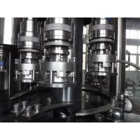 Wholesale Aluminum / PET / POP Can Filling Machine , Fully Automatic Can Filler Cap Sealing machine from china suppliers