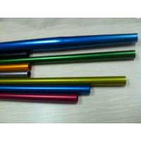 Wholesale 6061-T6 Aluminium Tube Zn 5.1 - 6.1 With Colored , Anodized , Mill Finish Surface from china suppliers